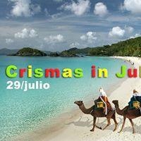 Santurcea Crismas in July