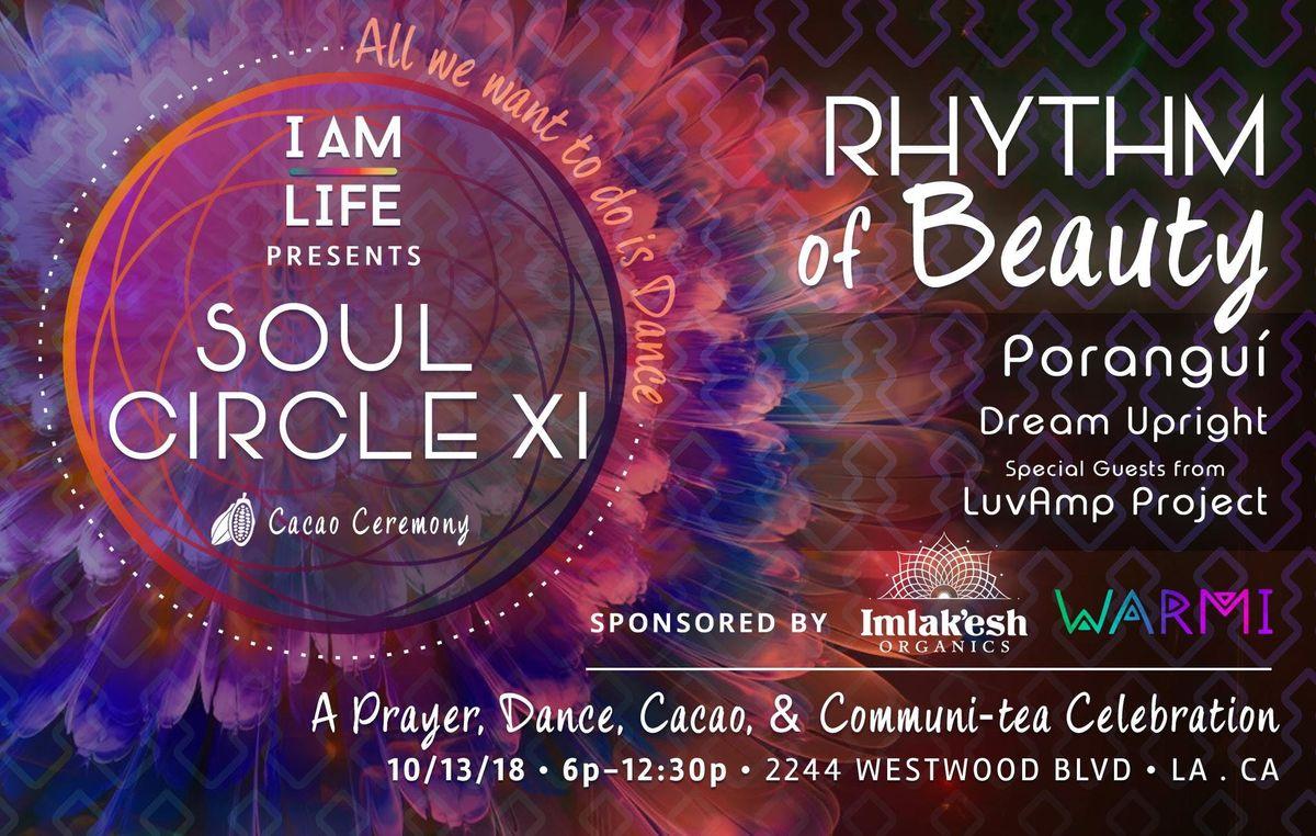 SOUL CIRLCE 11  RHYTHM OF BEAUTY