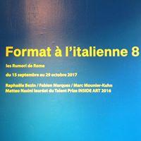 Visite et rencontre avec les commissaires de Format  litalienne 8