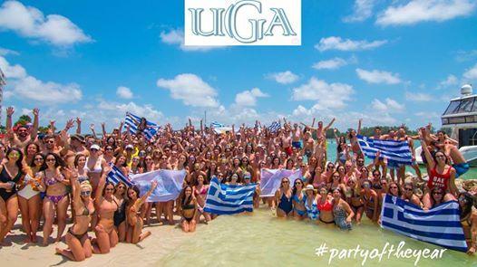 UGA 10th Annual Memorial Day Beach Party