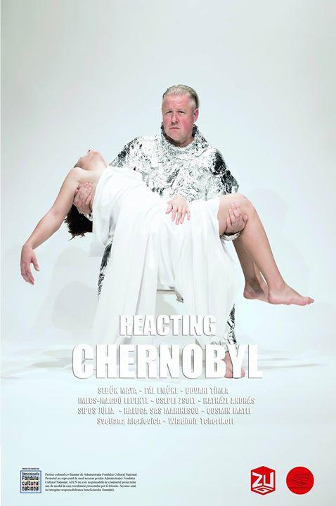 Vrterem Projekt  Reacting Chernobyl