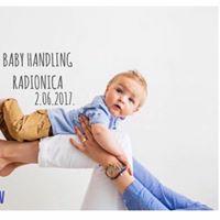 BABY HANDLING I POTICANJE NORMALNOG MOTORIKOG RAZVOJA