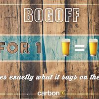 BOGOFF - It Does Exactly What It Says On The Tin