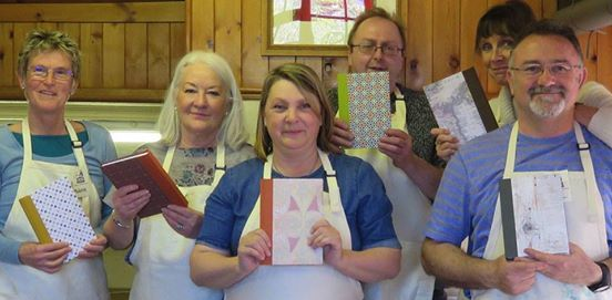 Introduction to Bookbinding - One Day Workshop