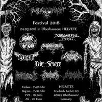 Unholy Metal Mayhem Festival 2018