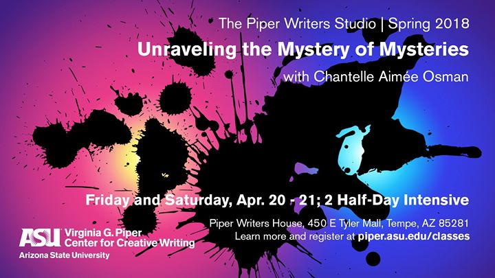 Unraveling Mysteries with Chantelle Aime Osman
