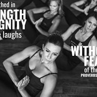 She Sweats Truth Evening Session Thursdays Fishers Location
