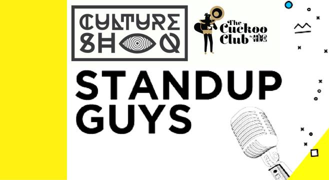 CultureShoq presents Stand-Up Guys