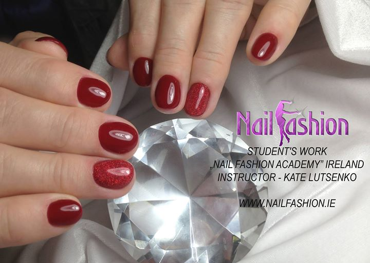 Advanced Manicure/Gel polish Application at NailFashion Academy ...