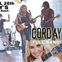 Corday Band at Malarkeys in Long Beach