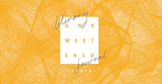 UNSWeetened Literary Journal | Launch Party at UNSW Bookshop, Sydney