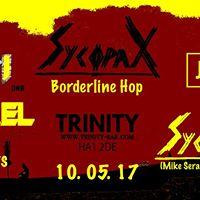 Sycopax Borderline Hop