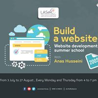 Build a website - Summer school
