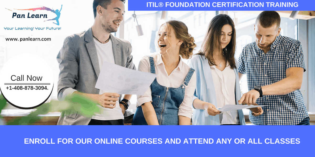 Itil Foundation Certification Training In Santa Ana Ca At Live