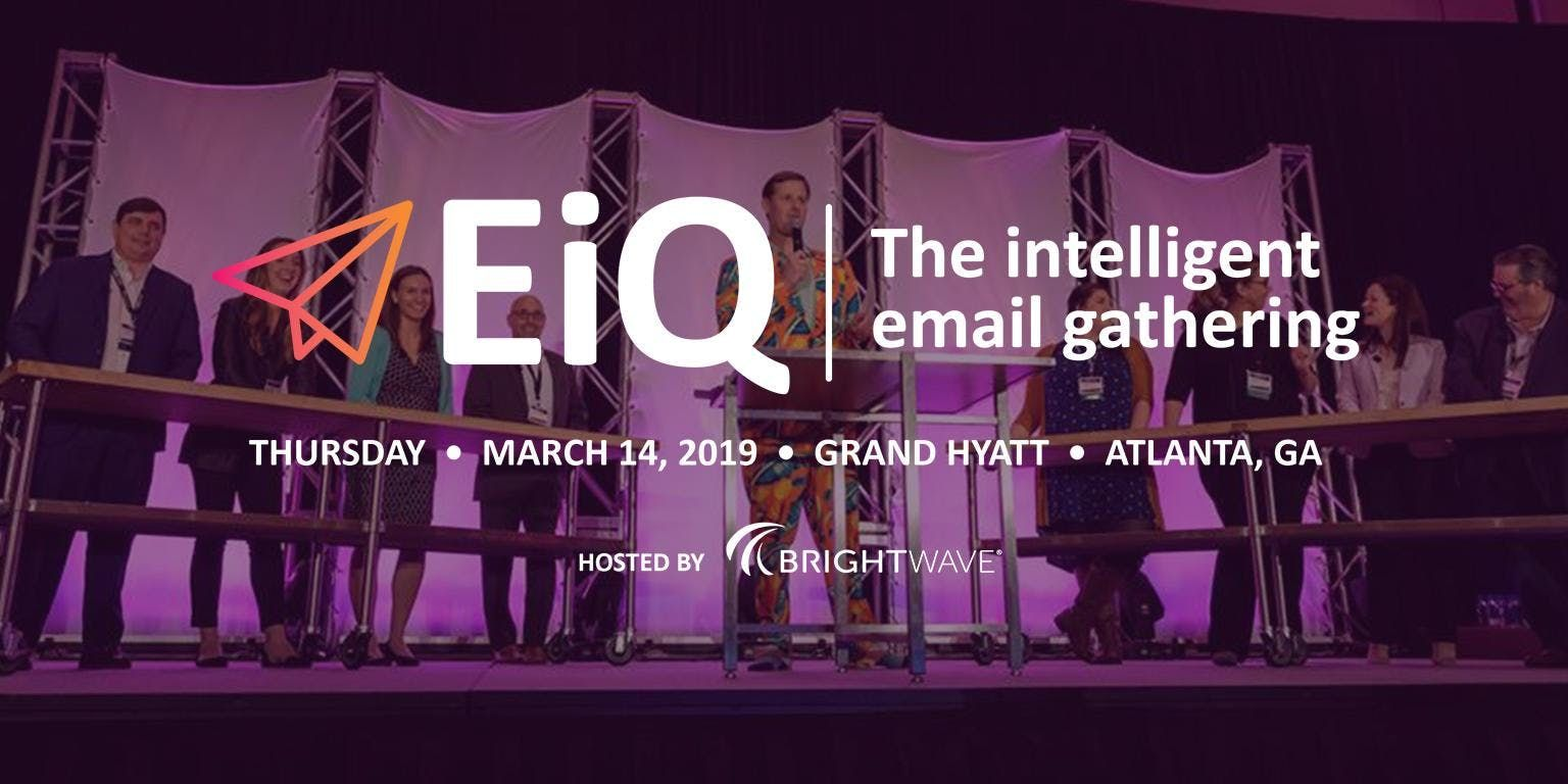 2019 EiQ The intelligent email gathering