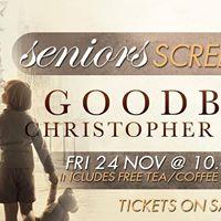 Goodbye Christopher Robin Seniors Screening