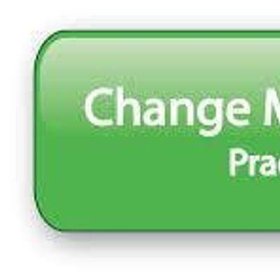 Change Management Practitioner 1 Day Training in Halifax
