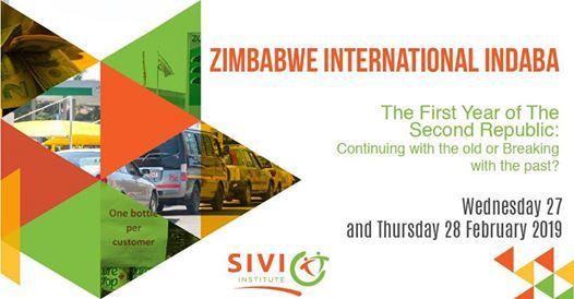 Conference on Zimbabwe