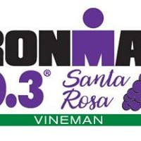 2018 Ironman 70.3 Santa Rosa with Team Save the Children