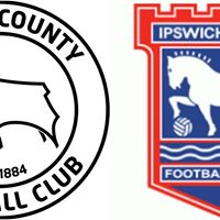 Derby County Vs Ipswich Town