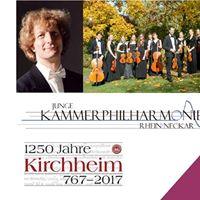Konzert Spiegelungen - Junge Kammerphilharmonie Rhein-Neckar