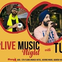 Live Music Night With Turban Band