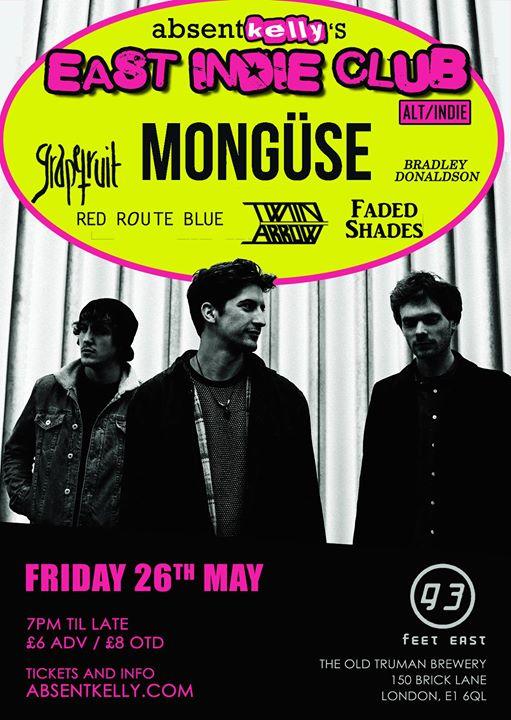 East Indie Club Mongse