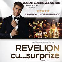 Revelion 2018 at Queens Bucharest