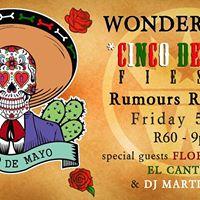 WONDERboom - Cinco De Mayo Fiesta