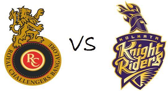 RCB vs KKR