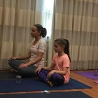 Special Valentines Family Restorative Yoga