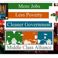 Middle Class Alliance Holiday Get-Together