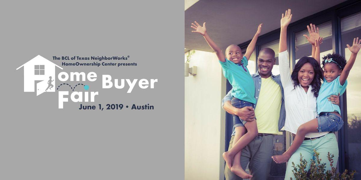 Austin Home Buyer Fair