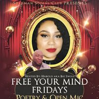 Soloman Social Club Presents Free Your Mind Fridays
