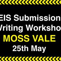 EIS Submission Writing Workshop (Moss Vale)