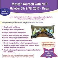NLP Training at Dubai - 2 days