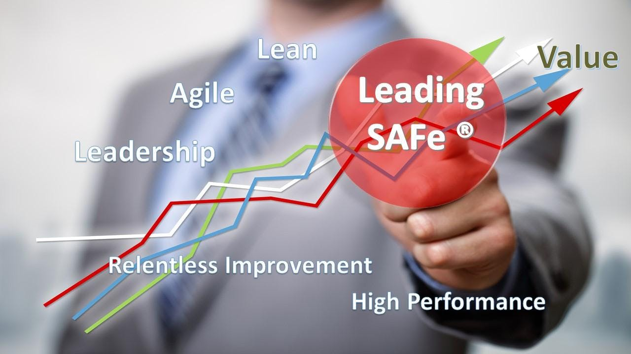 Leading Scaled Agile Frameworkr Safe 45 With Sa Certification