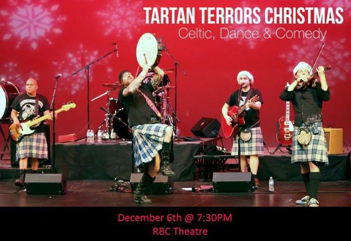 Tartan Terrors Christmas