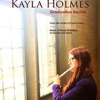 Kaylas Graduation Recital