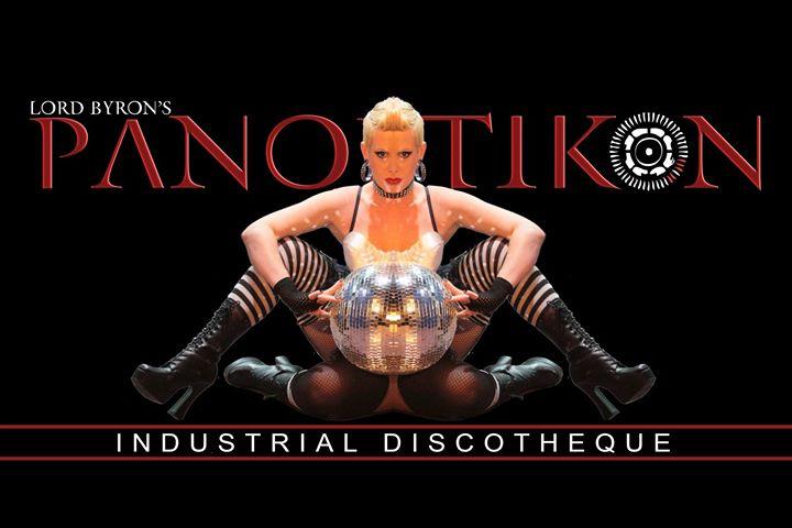 Industrial Discotheque Fridays  Panoptikon