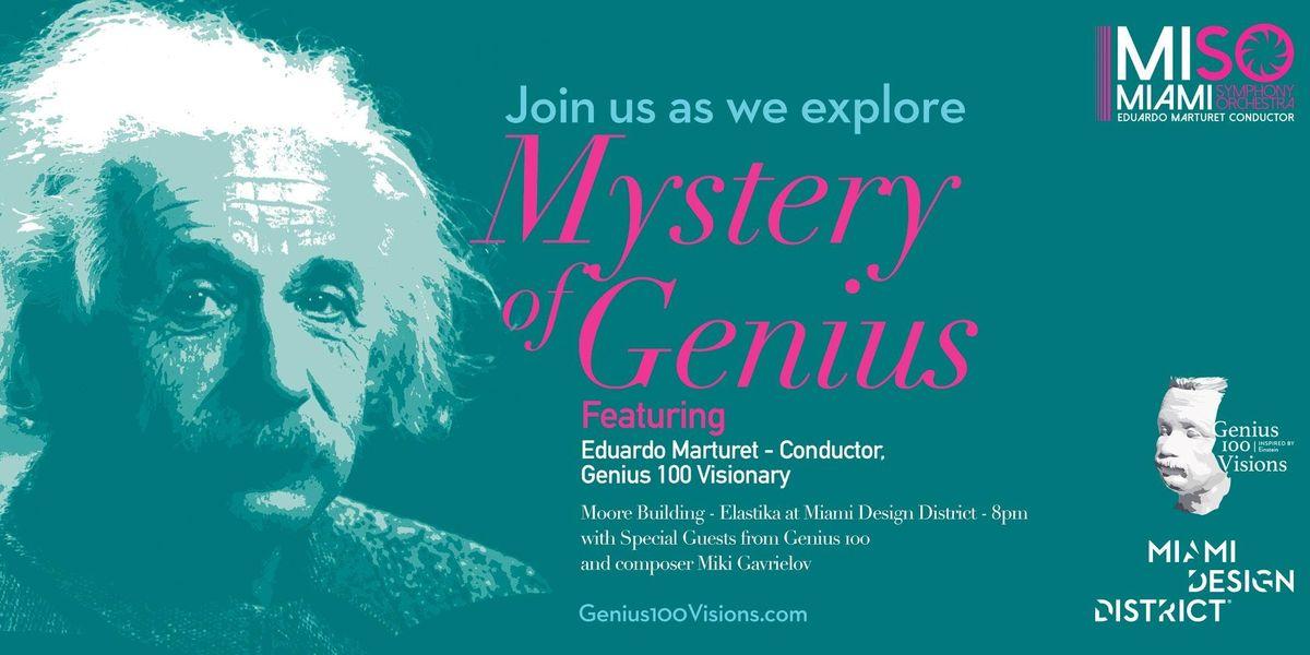 Mystery of Genius- Ground Floor