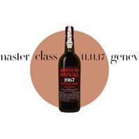 Master Class &quotQuinta do Noval Nacional&quot