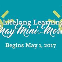 Lifelong Learning May Mini-Mester