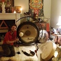 Gong &amp Tibetan sound Journey happiness has arrived  Tai Loi