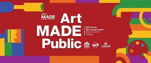 Art MADE Public goes to Davao