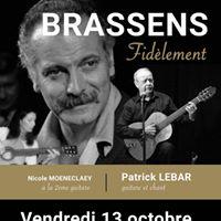 Brassens Fidlement