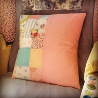 Patchwork Cushion Workshop 3rd date