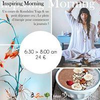 Inspiring Morning 7