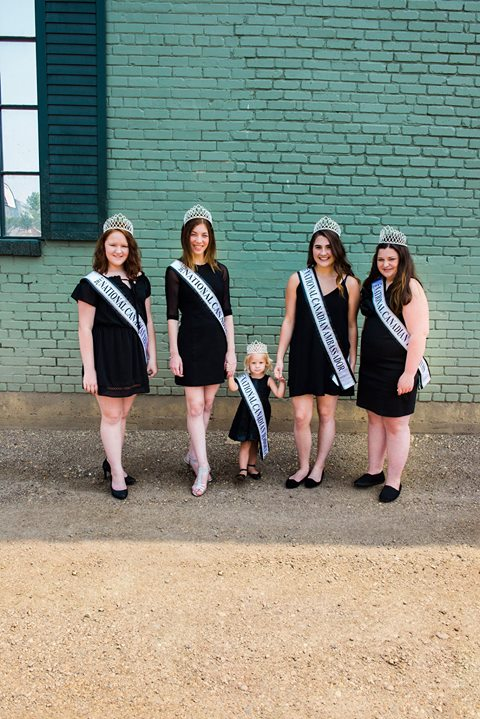 National Canadian Ontario Qualifying Pageant