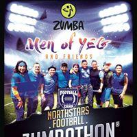 Northstars Football Zumbathon Charity Dance Fitness Event